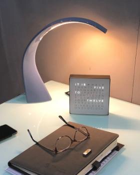 The Word Clock - Desktop clock