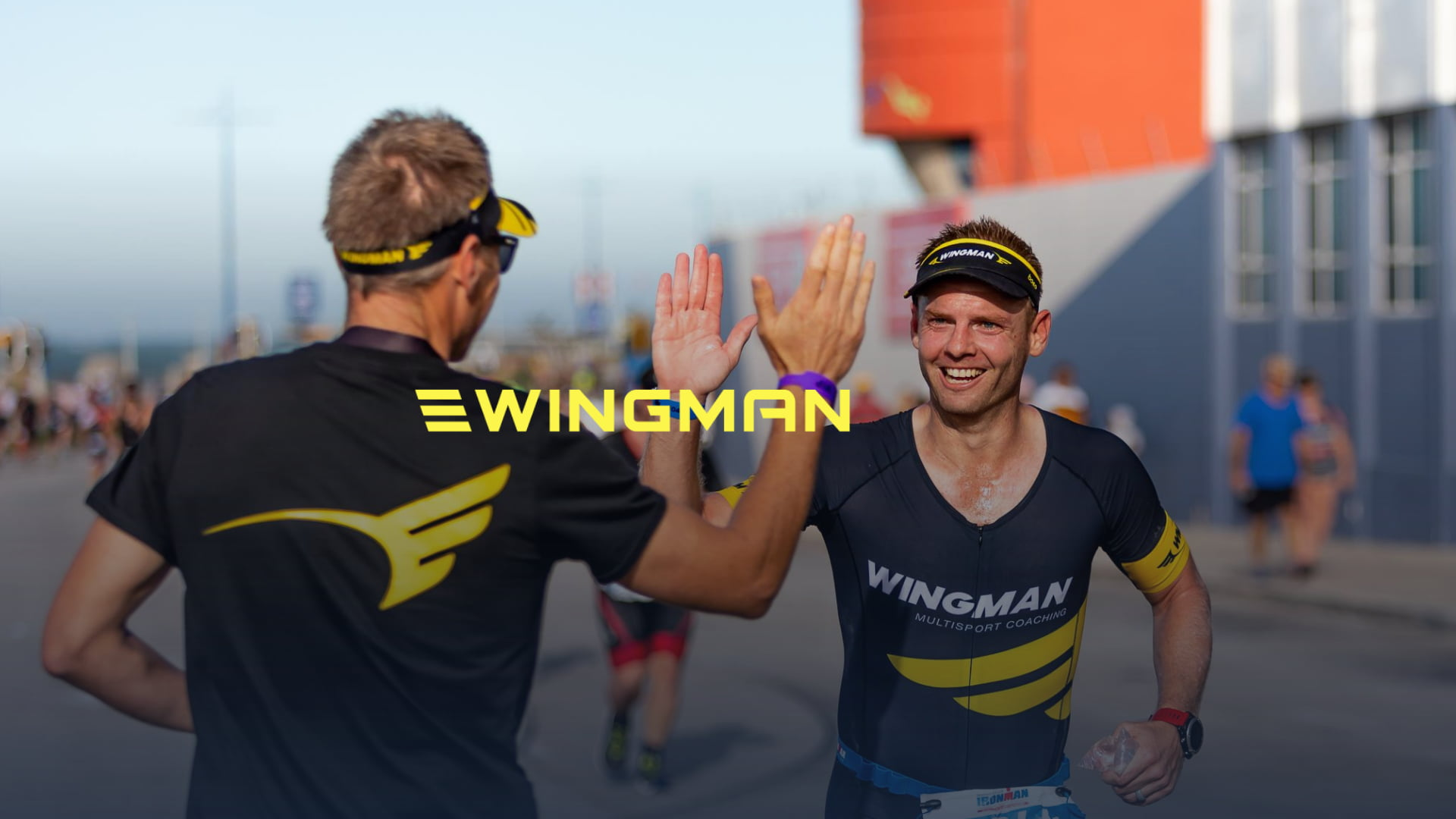 Interakt Client background - Wingman Multisport Coaching