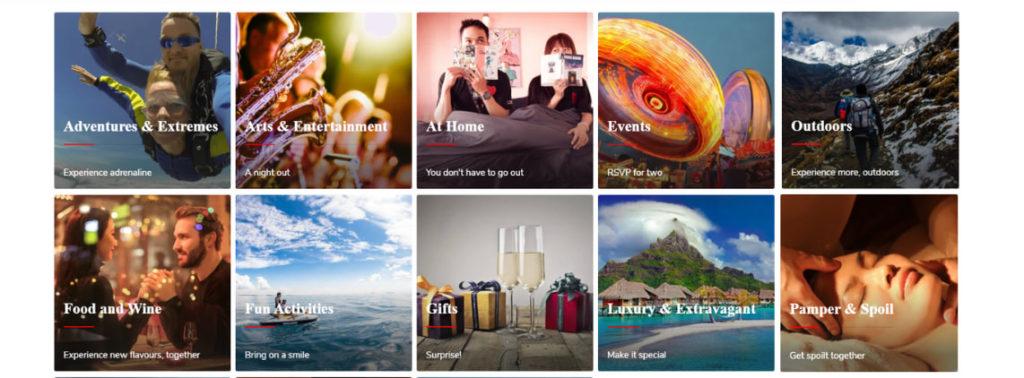 Interakt - Portfolio image - Date Ideas Canada