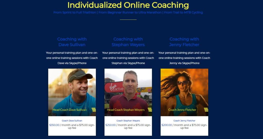 Interakt - Portfolio image - Wingman multisport coaching
