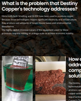 Interakt - Client Portfolio - Destiny Copper