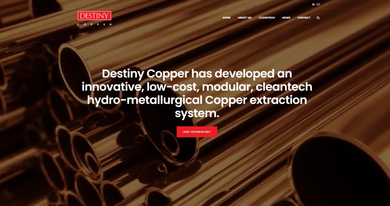 Interakt - Inside Portfolio - Destiny Copper